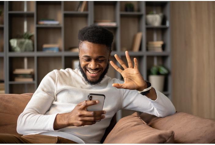 a man taking a digital loan7